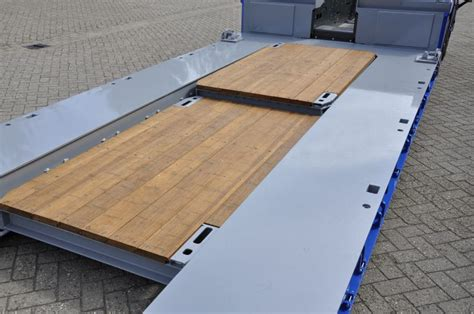 duurzame vloer duurzame vloer van nooteboom bambooteq trailer totaal