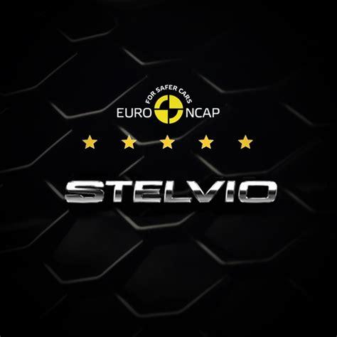 alfa romeo stelvio  stele euro ncap autostiriro