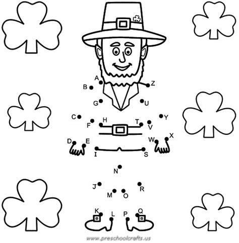 free st patricks day worksheets preschool crafts