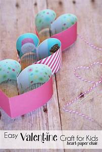 Quick, And, Easy, Valentine, Craft, For, Kids