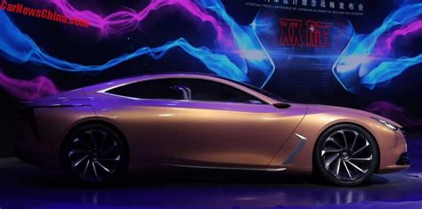 Changan Auto Launches Two New Concept Cars In China