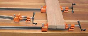 I-Beam Bar Clamps - Lee Valley Tools