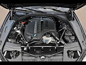 2012 Bmw 6 Series Gran Coupe - Engine Compartment - 1280x960