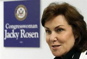 Inexperienced Jackie Rosen now wants to run for the Senate ...
