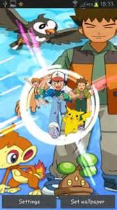pokemon live wallpaper gwihh