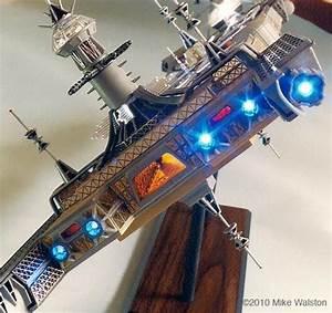 Starship Modeler Gallery   Black Hole Cygnus   Scifi and ...