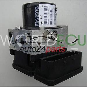 Abs Pump Module Jeep Grand Cherokee P52129438ac  25 0212