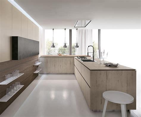 Kitchens From Italian Maker GeD Cucine : Aster Cucine Sleek Italian Kitchens