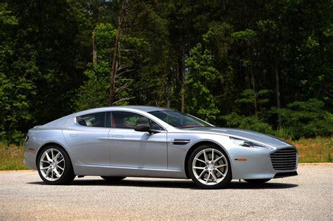 Aston Martin bringing RapidE EV to market | The Car Magazine