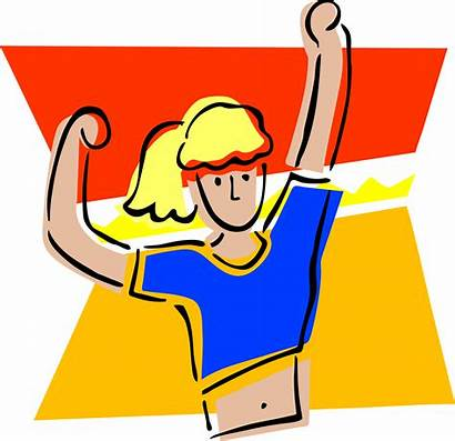 Physical Clip Activities Clipart Cliparts Fitness
