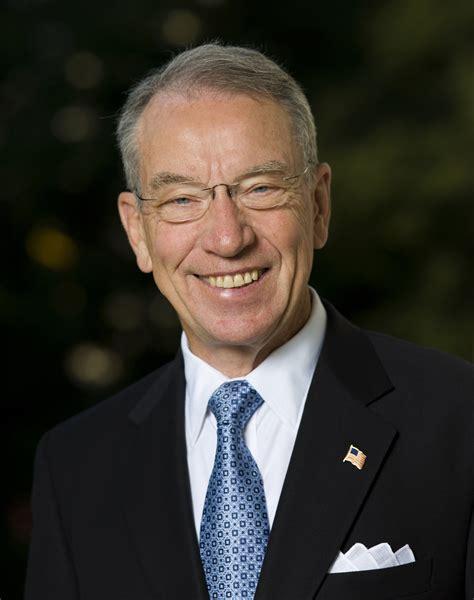 Archivo:Sen Chuck Grassley official.jpg - Wikipedia, la