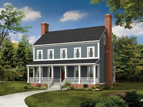 2 colonial house plans 2 colonial front makeover 2 colonial style