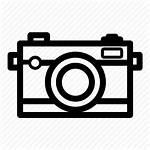 Dslr Camera Icon Canon Analog Nikon Lens