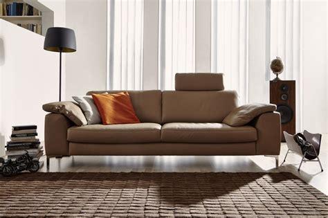 canapé cuir 5 places droit canapé idyl design en cuir 2 5 places