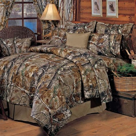 37366 camo bed set bedding sheet set realtree all purpose camo camouflage