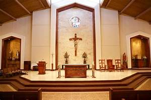 Catholic Church Altar Design | Modern church design ...