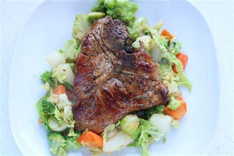 id馥 recette cuisine facile cuisine facile com côte de veau aux petits légumes
