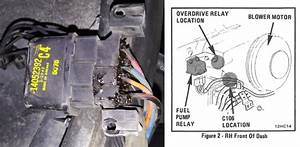 85 Corvette Fuel Pump Relay Wiring Diagram