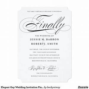 22 best gay lesbian wedding invitations images on With free printable gay wedding invitations