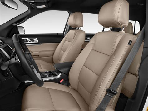 Ford Explorer With Captain Chairs by 2014 Ford Explorer Pictures Photos Gallery The Car