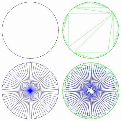 Vtk Circle Squashed Voronoi Shape Squash Animations