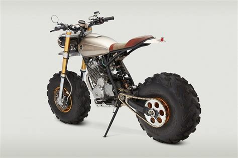 Custom Honda Xr650l Motorcycle / Bike