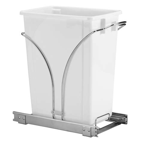 Kitchen Trash Can Caddy by 5 Best Counter Pull Out Trash Can Elegantly And