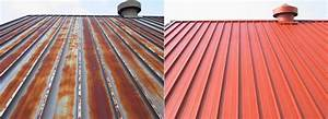 Peinture Pour Toiture : peinture de toiture durable et sans tracaspeintres ~ Melissatoandfro.com Idées de Décoration