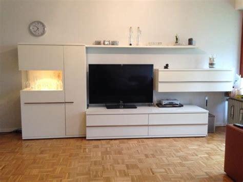 aterno musterring wohnwand fernsehen tv neu und gebraucht kaufen bei dhd24