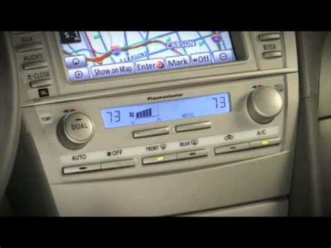 air conditioner automatic climate manual camry toyota of slidell