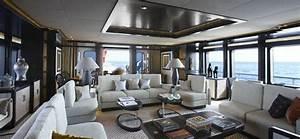 Best Yacht Interior: Feadship's Trident Luxury Yachts