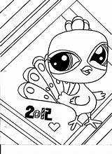 Peacock Coloring Pages Pet Cartoon Deviantart Drawing Littlest Lps Colouring Peacocks Yaya Adult Shops Printable Drawings Idea Funny Bird Cartoons sketch template