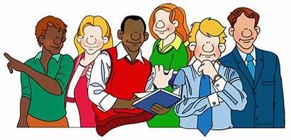 Clipart Adult Teachers Adults Library Martin Phillip
