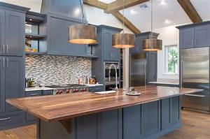 25 Blue and White Kitchens (Design Ideas) - Designing Idea