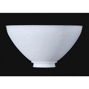 3 quot x 10 quot white opal reflector bowls floor l glass shade 2023 reflector bowl glass shade