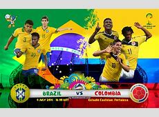 Betting tips for Brazil v Colombia Predicted lineups