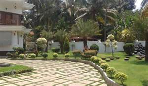 Courtyard House Designs Green Planet Thrissur Kerala Landscape Design Construction Thrissur Kerala Garden Management