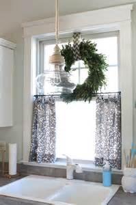 Kitchen Curtains Window Treatments