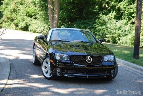 Chrysler Crossfire Grill by Mercedes C63 Grill Crossfireforum The Chrysler