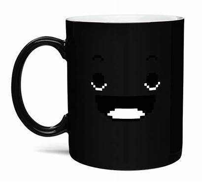 Mug Bit Heat Change Science Coffee Shine