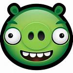 Minion Face Icon Emoji Mike Angry Pig