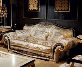 Luxury Italian Furniture Sofa