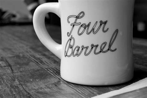 Use logodesign.net's logo maker to edit and download. Four Barrel Coffee Won't Change Names After All - Eater SF