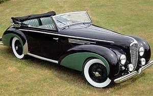 Carrosserie Voiture Ancienne : delahaye chapron 135 ms 1950 voitures anciennes de collection v2 ~ Gottalentnigeria.com Avis de Voitures