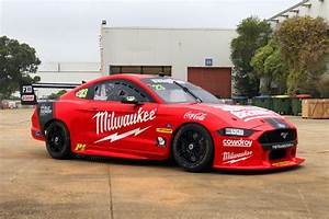 New look for 23Red Mustang - Speedcafe