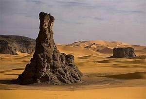 Algerian, Desert, -, The, Perfect, Image, Of, Desert