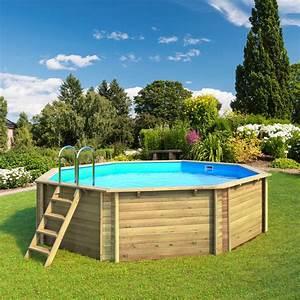 Piscine En Bois Hors Sol : piscine hors sol bois tropic proswell ~ Dailycaller-alerts.com Idées de Décoration