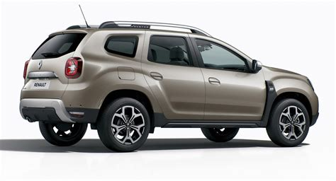 renault duster renault plasters its name badges and vents on new duster