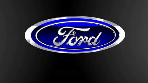 Ford Logo by Logos 3d Ford