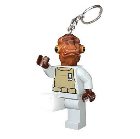 Lego Star Wars Admiral Ackbar Minifigure Flashlight